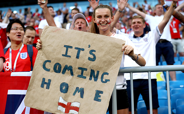 Top 5 Reasons IT'S COMING HOME